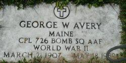 George W. Avery