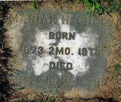 Marian H. Gheen
