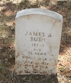 James A. Bush