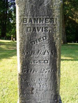 Banner Davis