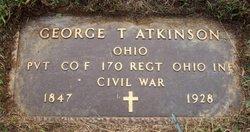 George Taylor Atkinson