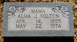 Alma J. <i>Beal</i> Helton