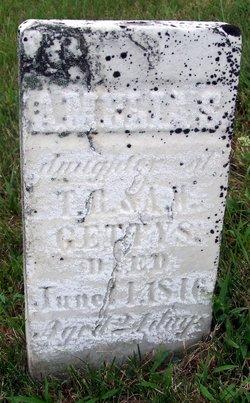 Amelia S Gettys