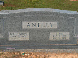 Elmer Antley
