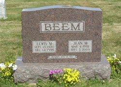 Jean M <i>Boylan</i> Beem