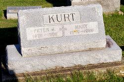 Mary P <i>Hosch</i> Kurt