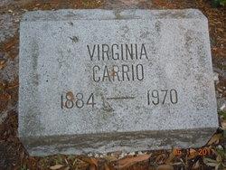 Virginia Carrio