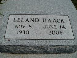 Leland Haack
