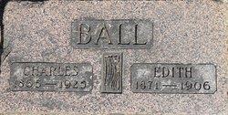 Edith Lillian <i>Waite</i> Ball