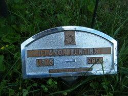 Elanor E. <i>Mickle</i> Bunting