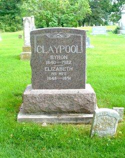 Elizabeth <i>Graves</i> Claypool