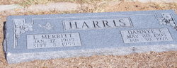Dannye Estelle <i>Williams</i> Harris