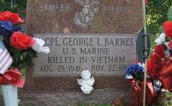 LCpl George Lee Barnes