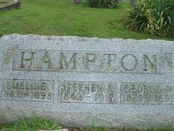 Emeline <i>Witwer</i> Hampton