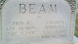 Amanda <i>Bookout</i> Beam