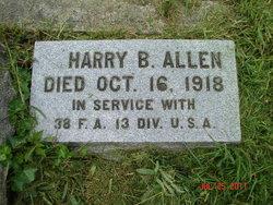 Harry Brigham Allen
