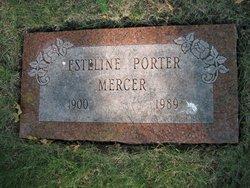 Esteline <i>Porter</i> Mercer