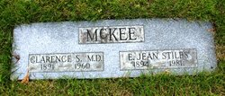 Dr Clarence Stiles McKee