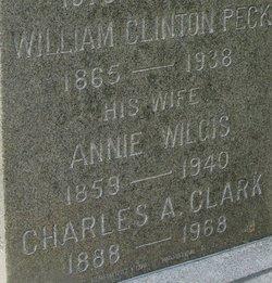 Annie <i>Wilgis</i> Peck