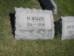 Michael Melvin