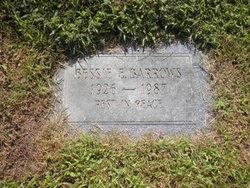 Bessie Eva <i>Ashman</i> Barrows