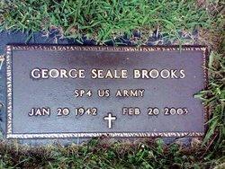 Lieut George Seale Brooks