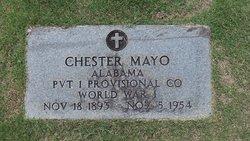 Chester Mayo