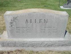 Aleda A. Allen