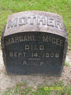 Margaret <i>Gannon</i> McGee
