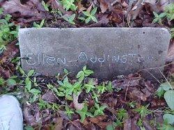 Martha Ellen <i>Poindexter</i> Addington