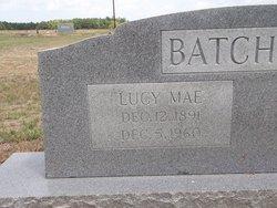 Lucy Mae <i>Battle</i> Batchelor