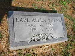 Earl Allen Burns