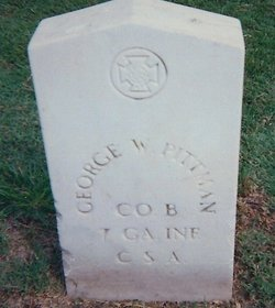 George Washington Pittman