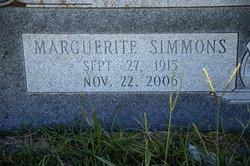 Marguerite <i>Simmons</i> McEacharn