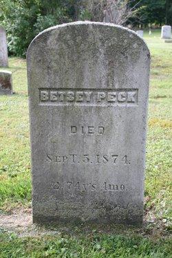 Betsy Peck