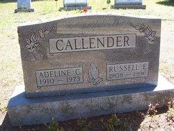 Adeline C Callender