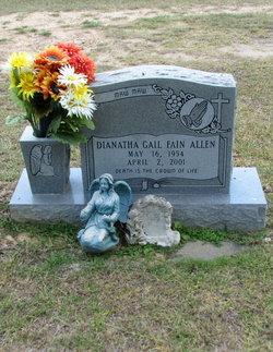 Dianatha Gail <i>Fain</i> Allen
