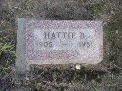 Hattie Belle <i>Penfold</i> Brown