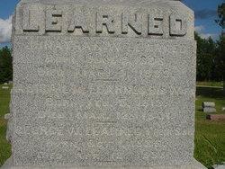 Abigail M <i>Darling</i> Learned