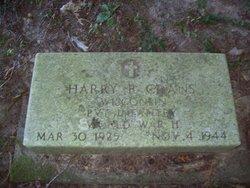 Pvt Harry Richard Crans