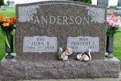 Dorothy Grace <i>Routh</i> Anderson