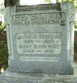 Jacob R. Erisman