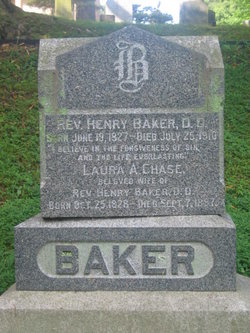 Laura A. <i>Chase</i> Baker