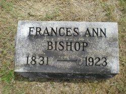 Frances Ann <i>Bacon</i> Bishop