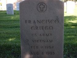 Francisco Griego