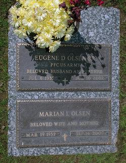 Eugene Delbert Olsen