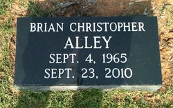 Brian Christopher Chris Alley