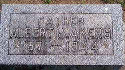 Albert J Akers