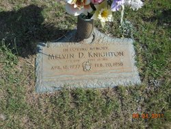 Melvin Douglas Knighton