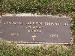 Thomas Allen Sharp, Jr
